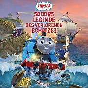 Cover-Bild zu eBook Thomas und seine Freunde - Sodors Legende des verlorenen Schatzes