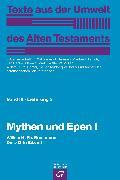 Cover-Bild zu Mythen und Epen I (eBook) von Römer, Willem H. Ph.
