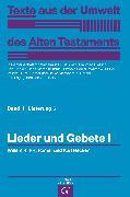 Cover-Bild zu Lieder und Gebete I (eBook) von Römer, Willem H. Ph.