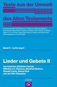 Cover-Bild zu Lieder und Gebete II von Assmann, Jan