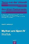 Cover-Bild zu Mythen und Epen IV (eBook) von Loretz, Oswald