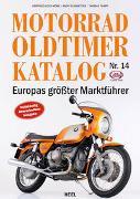 Cover-Bild zu Motorrad Oldtimer Katalog Nr. 14 von Vogt-Möbs, Gerfried