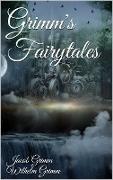 Cover-Bild zu Grimm's Fairy Tales (eBook) von Grimm, Jacob