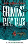 Cover-Bild zu Grimms' Fairy Tales (eBook) von Grimm, Jacob and Wilhelm
