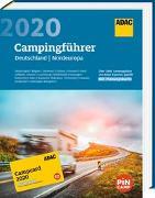 Cover-Bild zu ADAC Campingführer / ADAC Campingführer 2020 von ADAC Medien & Reise GmbH (Hrsg.)