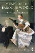 Cover-Bild zu Music in the Baroque World (eBook) von Hammond, Susan Lewis