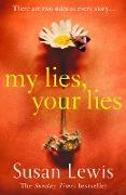 Cover-Bild zu My Lies, Your Lies (eBook) von Lewis, Susan