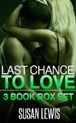 Cover-Bild zu Last Chance to Love: 1, 2 & 3 (eBook) von Lewis, Susan