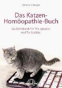 Cover-Bild zu Das Katzen-Homöopathie-Buch von Krüger, Christiane P.