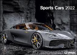 Cover-Bild zu Sports Cars 2022 - Foto-Kalender - Wand-Kalender - 42x29,7 - Autos von teNeues Calendars