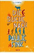 Cover-Bild zu Die Suche nach Paulie Fink von Benjamin, Ali