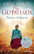 Cover-Bild zu Das Gutshaus - Zeit des Aufbruchs (eBook) von Jacobs, Anne