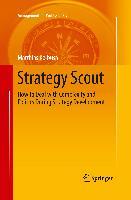 Cover-Bild zu Strategy Scout von Kolbusa, Matthias