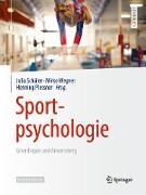 Cover-Bild zu Sportpsychologie (eBook) von Schüler, Julia (Hrsg.)