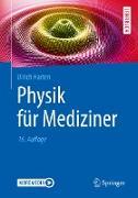 Cover-Bild zu Physik für Mediziner (eBook) von Harten, Ulrich