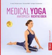 Cover-Bild zu Medical Yoga von Larsen, Christian