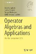 Cover-Bild zu Operator Algebras and Applications (eBook) von Carlsen, Toke M. (Hrsg.)