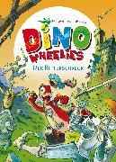 Cover-Bild zu Dino Wheelies: Der Ritterschreck