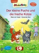 Cover-Bild zu Bildermaus / Bildermaus - Der kleine Fuchs und die freche Katze