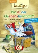 Cover-Bild zu Lesetiger / Lesetiger - Wo ist der Gespensterschatz?