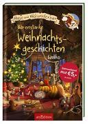 Cover-Bild zu Hase und Holunderbär - Bärenstarke Weihnachtsgeschichten