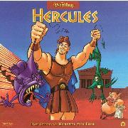 Cover-Bild zu Disney - Hercules (Audio Download) von Lenart, Frank