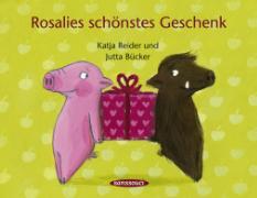 Cover-Bild zu Rosalies schönstes Geschenk - Trüffels schönstes Geschenk