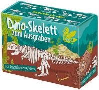 Cover-Bild zu Dino Skelett zum Ausgraben