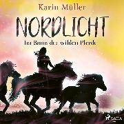 Cover-Bild zu Müller, Karin: Nordlicht, Im Bann der wilden Pferde (Audio Download)