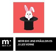 Cover-Bild zu Herr Dis und Fräulein Es (eBook) von Verne, Jules