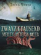 Cover-Bild zu 20.000 Meilen unterm Meer (eBook) von Verne, Jules
