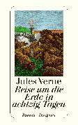 Cover-Bild zu Reise um die Erde in achtzig Tagen von Verne, Jules