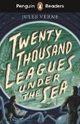 Cover-Bild zu Penguin Readers Starter Level: Twenty Thousand Leagues Under the Sea (ELT Graded Reader) (eBook) von Verne, Jules