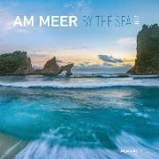Cover-Bild zu Alpha Edition (Hrsg.): Am Meer 2022 - Broschürenkalender 30x30 cm (30x60 geöffnet) - Kalender mit Platz für Notizen - By the Sea - Bildkalender - Wandplaner - Alpha Edition