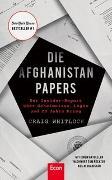 Cover-Bild zu Whitlock, Craig: Die Afghanistan Papers