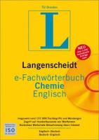 Cover-Bild zu Langenscheidt e-Fachwörterbuch Chemie Englisch 5.0