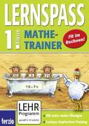 Cover-Bild zu Lernspass 1. Klasse. Mathe-Trainer
