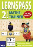 Cover-Bild zu Lernspass 2. Klasse. Mathe-Trainer