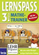 Cover-Bild zu Lernspass 3. Klasse. Mathe-Trainer