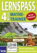 Cover-Bild zu Lernspass 4. Klasse. Mathe-Trainer
