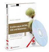 Cover-Bild zu Einführung in XHTML, CSS und Webdesign - eBook