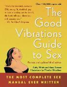 Cover-Bild zu Semans, Anne: The Good Vibrations Guide to Sex (eBook)