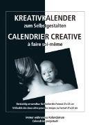 Cover-Bild zu Kreativkalender zum Selbstgestalten immerwährend