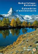 Cover-Bild zu Souvenir - Geburtstagskalender
