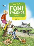 Cover-Bild zu Blyton, Enid: Fünf Freunde JUNIOR - Die Suche nach dem Rennpferd (eBook)