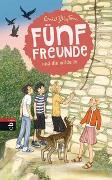 Cover-Bild zu Blyton, Enid: Fünf Freunde und die wilde Jo