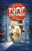 Cover-Bild zu Blyton, Enid: Fünf Freunde jagen die Entführer (eBook)
