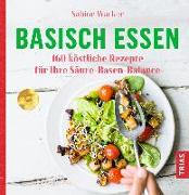 Cover-Bild zu Basisch essen von Wacker, Sabine