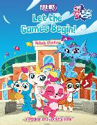 Cover-Bild zu Vitale, Brooke: Fingerlings: Let the Games Begin! A Sticker and Activity Book