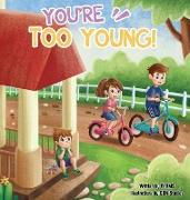 Cover-Bild zu Farms: You're Too Young